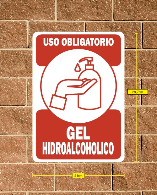 Uso Obligatorio GEL