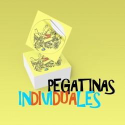 PEGATINAS INDIVIDUALES