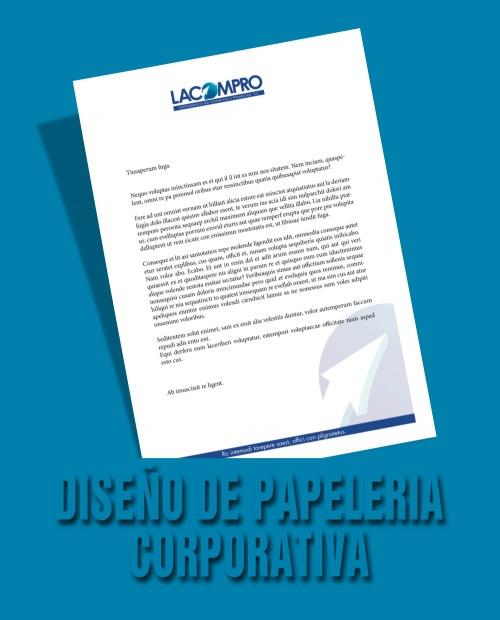 DISEÑO PAPEL DE CARTA
